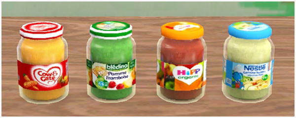 sims 4 downloadable content food